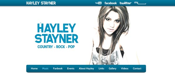 Hayley Stayner X-Factor Contestant