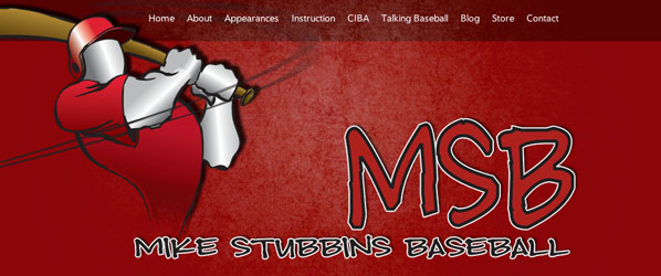 Mike Stubbins Baseball